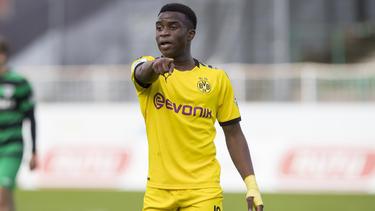 Youssoufa Moukoko gilt als größtes Talent des BVB