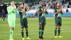 Der VfL Wolfsburg schwächelt in der Bundesliga
