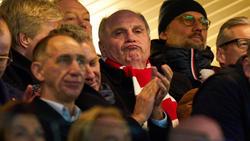 Ist vom FC Bayern begeistert: Uli Hoeneß