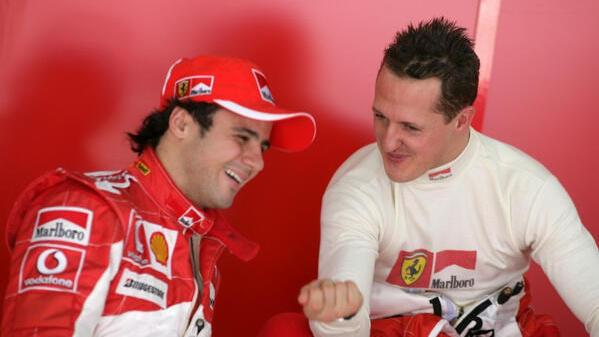 Felipe Massa hofft weiterhin auf eine Rückkehr von Michael Schumacher