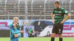 Preußen Münster ist in die Regionalliga abgestiegen