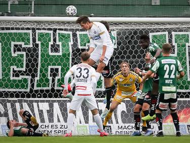 Unerwartete Niederlage für die SV Ried