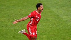 Neue Rückennummer für Serge Gnabry beim FC Bayern