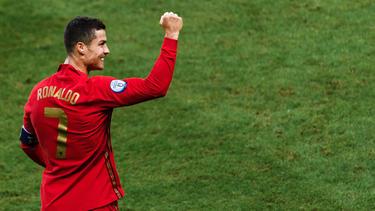 Cristiano Ronaldo knackt 100-Tore-Marke