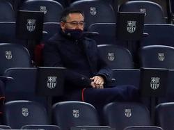A Bartomeu sólo le quedan unos meses en el Camp Nou.