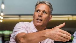 Marco van Basten hat wenig Verständnis für den Wechsel von Julian Rijkhoff zum BVB