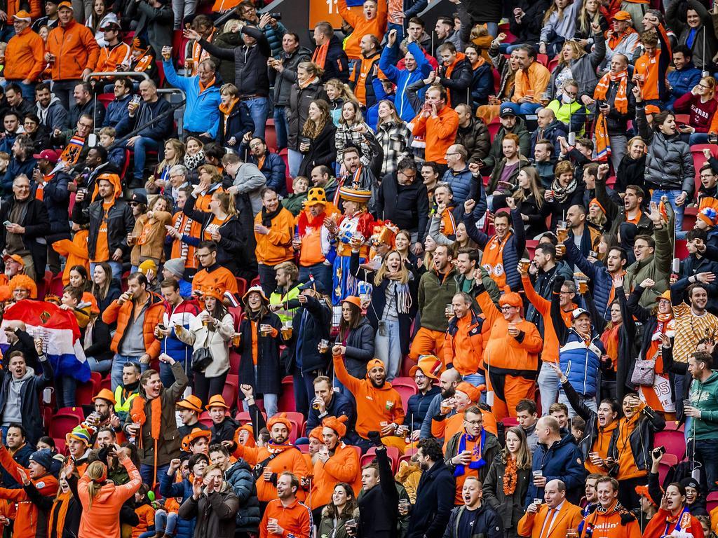 Beim Spiel der ÖFB-Elf gegen die Niederlande kann man wohl auf Fan-Unterstützung zählen
