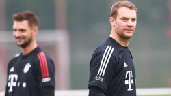 Manuel Neuer (re.) hat sich für Ulreich stark gemacht