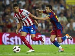 Barcasetzt sich knapp mit 1:0 gegen SportingGijón durch