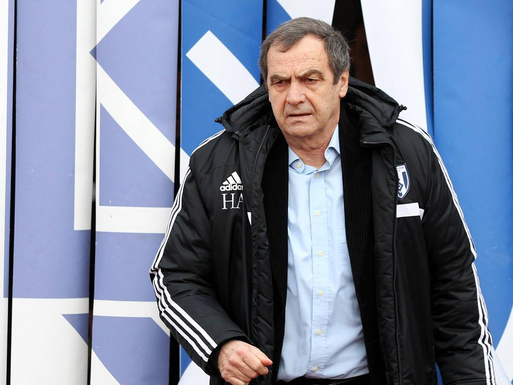 Trainer Henri Atamaniuk hat Lausanne nicht vor dem Abstieg retten können.