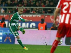 Mladen Petrić hat wieder zugeschlagen!