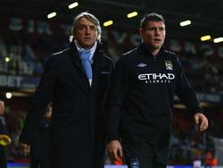Mancini und Milner hatten in Manchester erfolgreiche Jahre