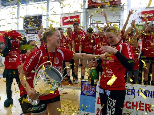 Der Thüringer HC geht als amtierender Deutscher Meister ins Supercup-Spiel