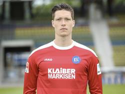 Karlsruhe verlängert mit Florian Stritzel bis 2017