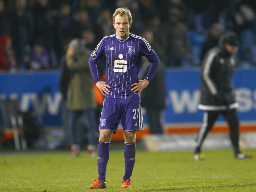 Kim Falkenberg wird dem VfL Osnabrück bis zu sechs Monate fehlen