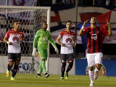 Cerro Porteño goleó al vigente campeón. (Foto: Imago)