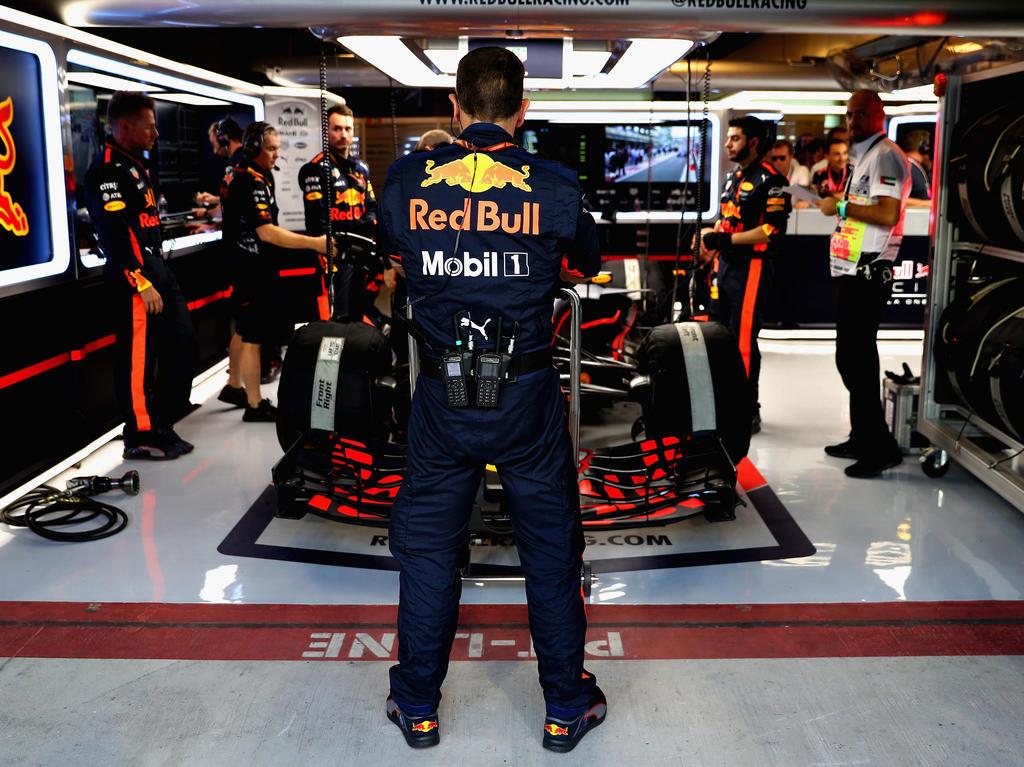 Red Bull präsentiert seinen neuen Boliden am 19. Februar