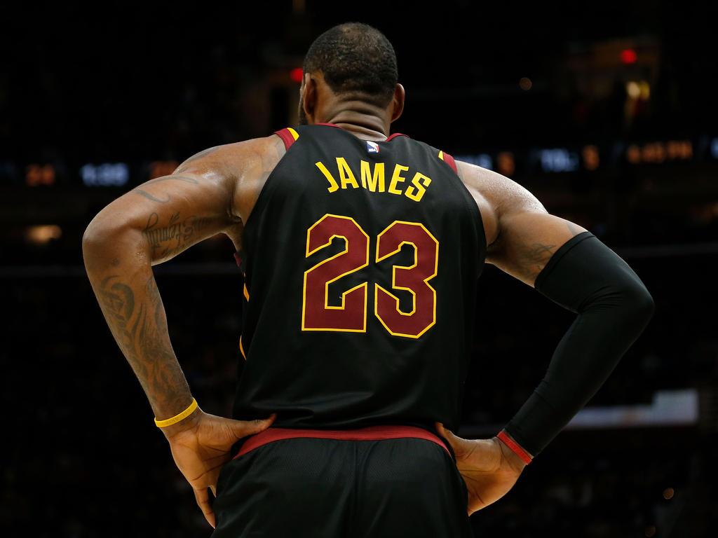LeBron James überragte einmal mehr
