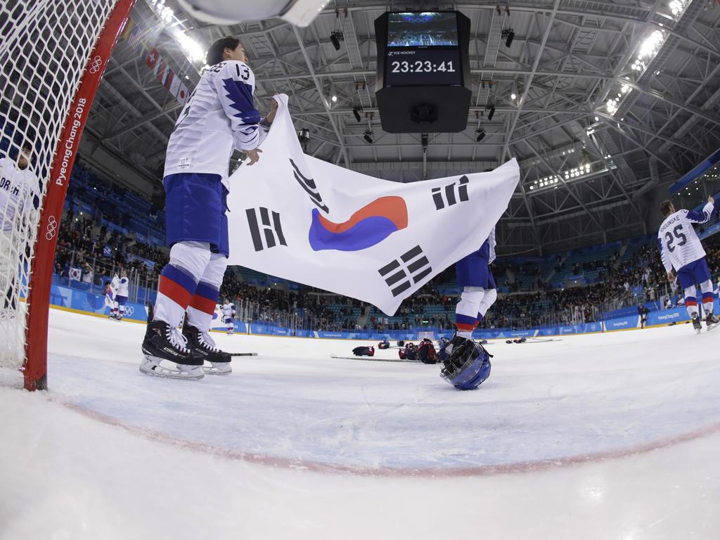 Südkorea hat die eigenen Ziele bei den Spielen verpasst