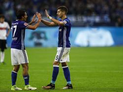 Verlässt Matija Nastajic (r.) den FC Schalke?