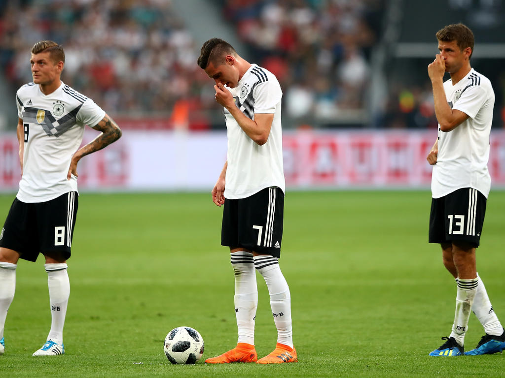 Wie weit kommt die deutsche Nationalmannschaft bei der Fußball-WM?