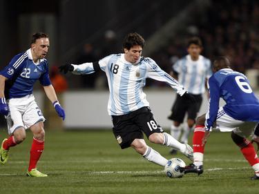Argentina vuelve a enfrentarse a Francia tras un amistoso en 2009. (Foto: Imago)