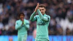 Aaron Ramsey zieht es Juventus statt zum FC Bayern