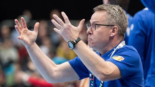 Gudmundur Gudmundsson trifft bei der Handball-WM auf Deutschland