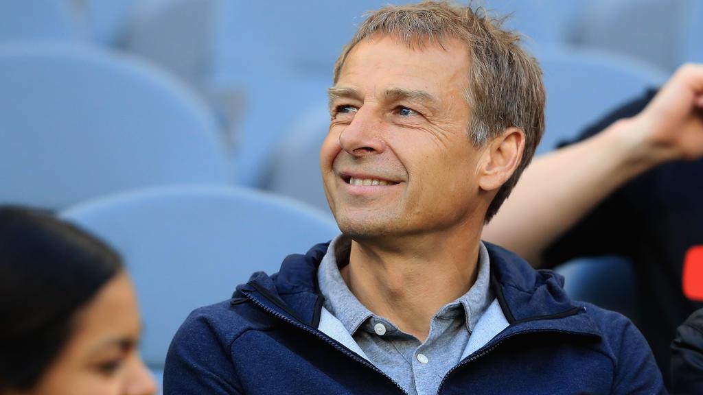 Jürgen Klinsmann wird neuer TV-Experte bei den Fußball-Übertragungen von RTL