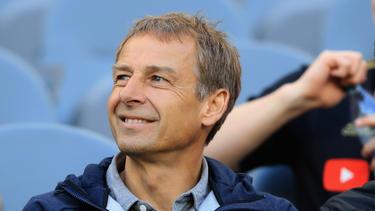Jürgen Klinsmann erwartet ein offenes Duell zwischen den Spurs und dem BVB