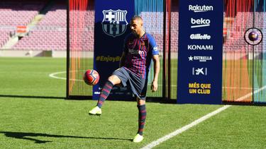 Kevin-Prince Boateng wechselte zum FC Barcelona