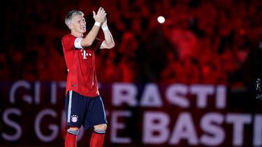 Bastian Schweinsteiger hat über eine Rückkehr zum FC Bayern gesprochen