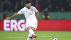 Claudio Pizarro kann ältester Bundesliga-Torschütze werden