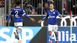 Ahhed Kutucu traf für den FC Schalke gegen den FC Bayern