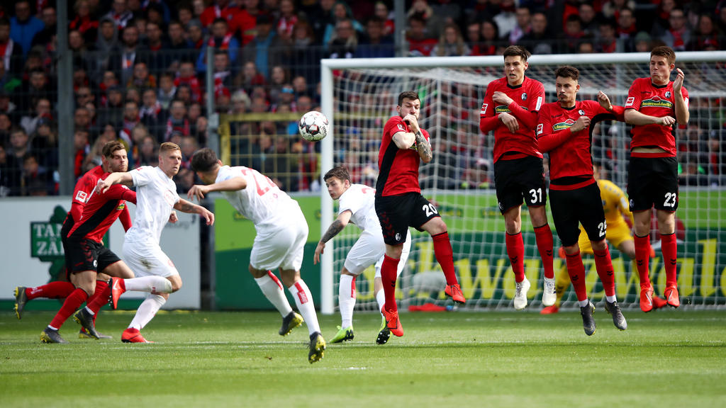 SC Freiburg und Fortuna Düsseldorf teilen die Punkte