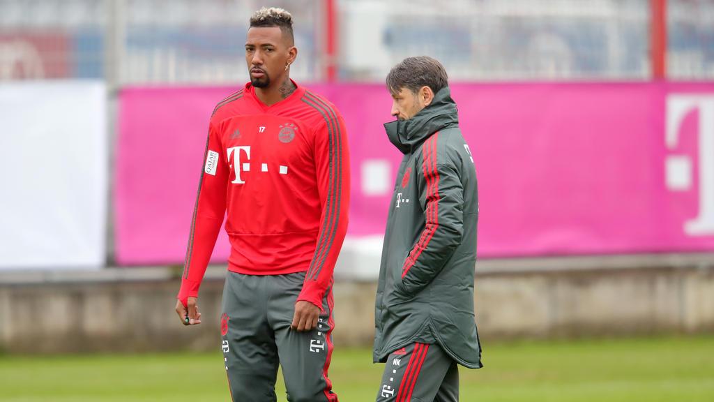 JérômeBoateng wollte den FC Bayern 2018 verlassen