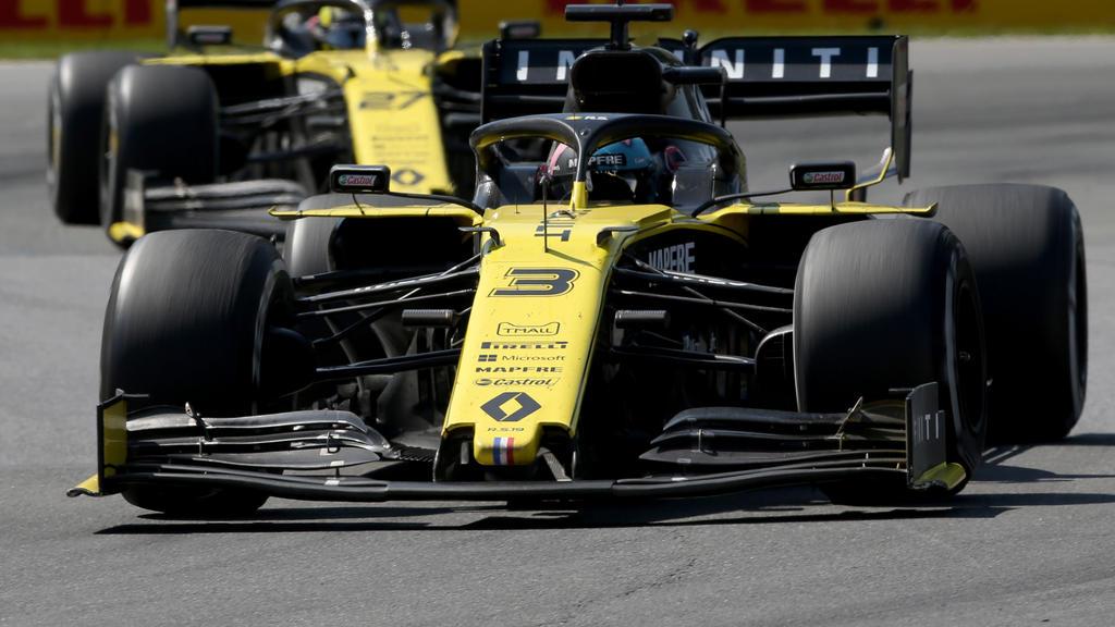Renault freut sich auf das Heimrennen in Paul Ricard