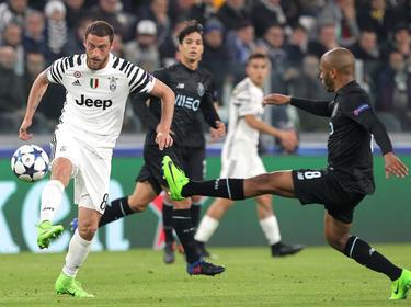 Claudio Marchisio en un partido Champions ante el Oporto. (Foto: Getty)