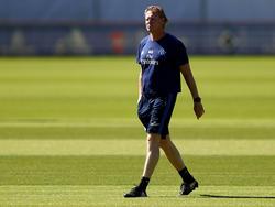 Nimmt das Pokalspiel in Osanabrück nicht auf die leichte Schulter:HSV-Trainer Markus Gisdol