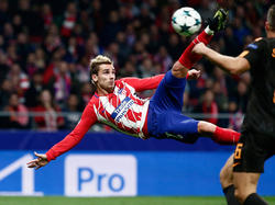 Barca reach agreement with Griezmann - reports 0627ec771ce