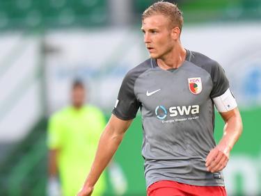 Jonathan Scherzer kam hauptsächlich in der Regionalliga Bayern zum Einsatz