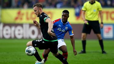 Holstein Kiel unterlag Hannover 96
