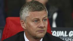 United-Trainer Ole Gunnar Solskjaer bleibt trotz sportlicher Krise zuversichtlich