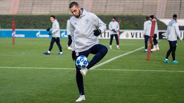 Nabil Bentaleb steht beim FC Schalke 04 vor dem Aus