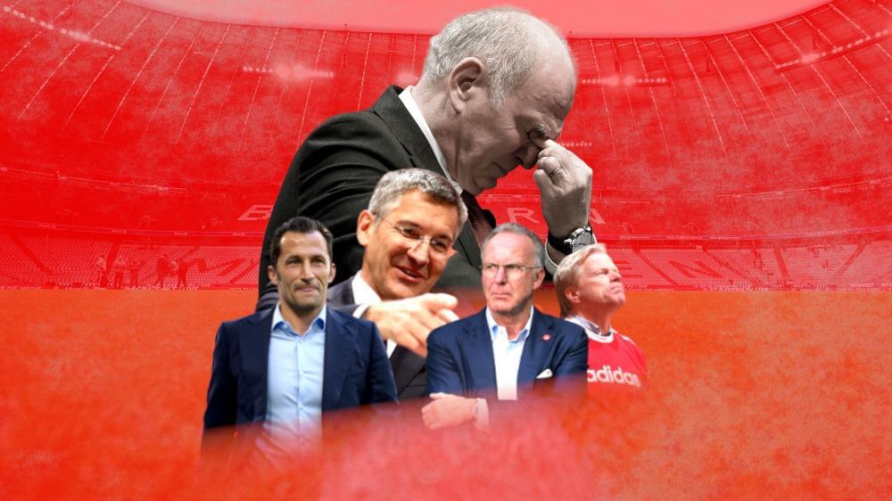 Der FC Bayern muss künftig ohne Uli Hoeneß auskommen