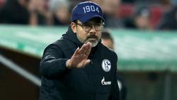 David Wagner ist seit 2019 Cheftrainer des FC Schalke 04