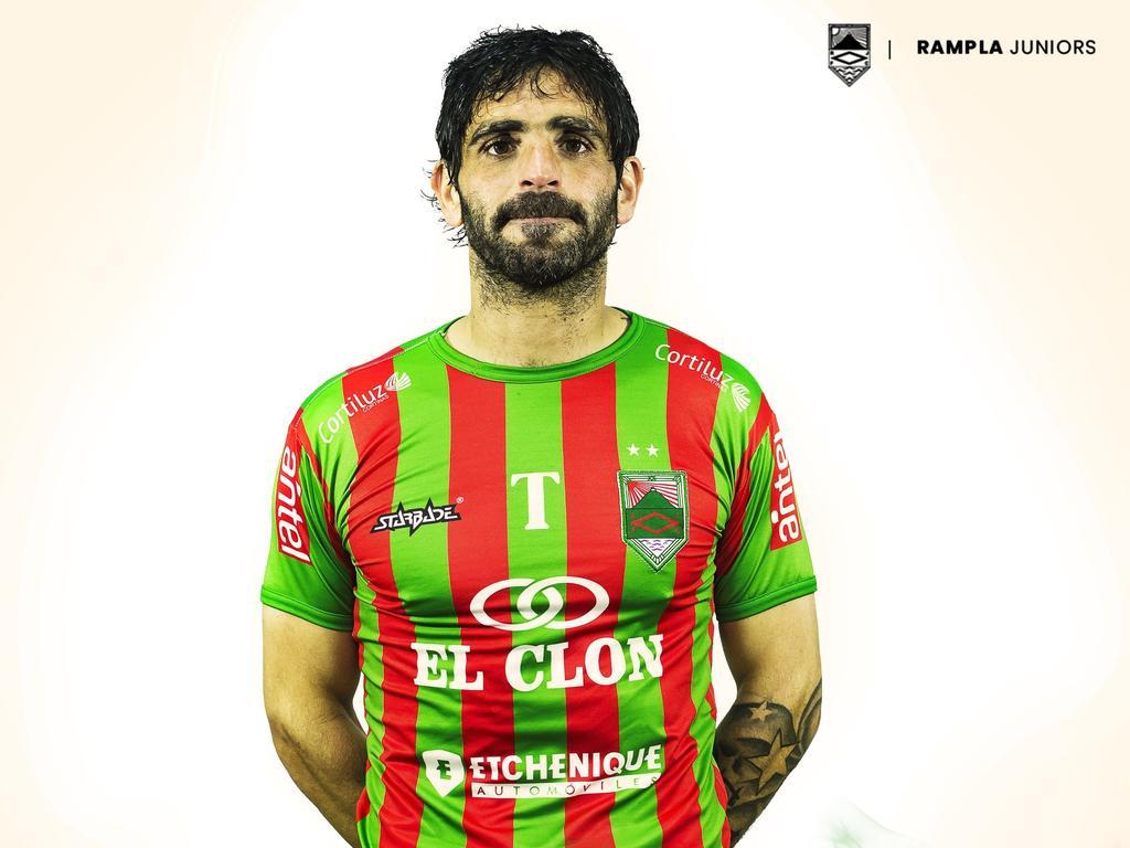 Williams Martínez en una foto de archivo.