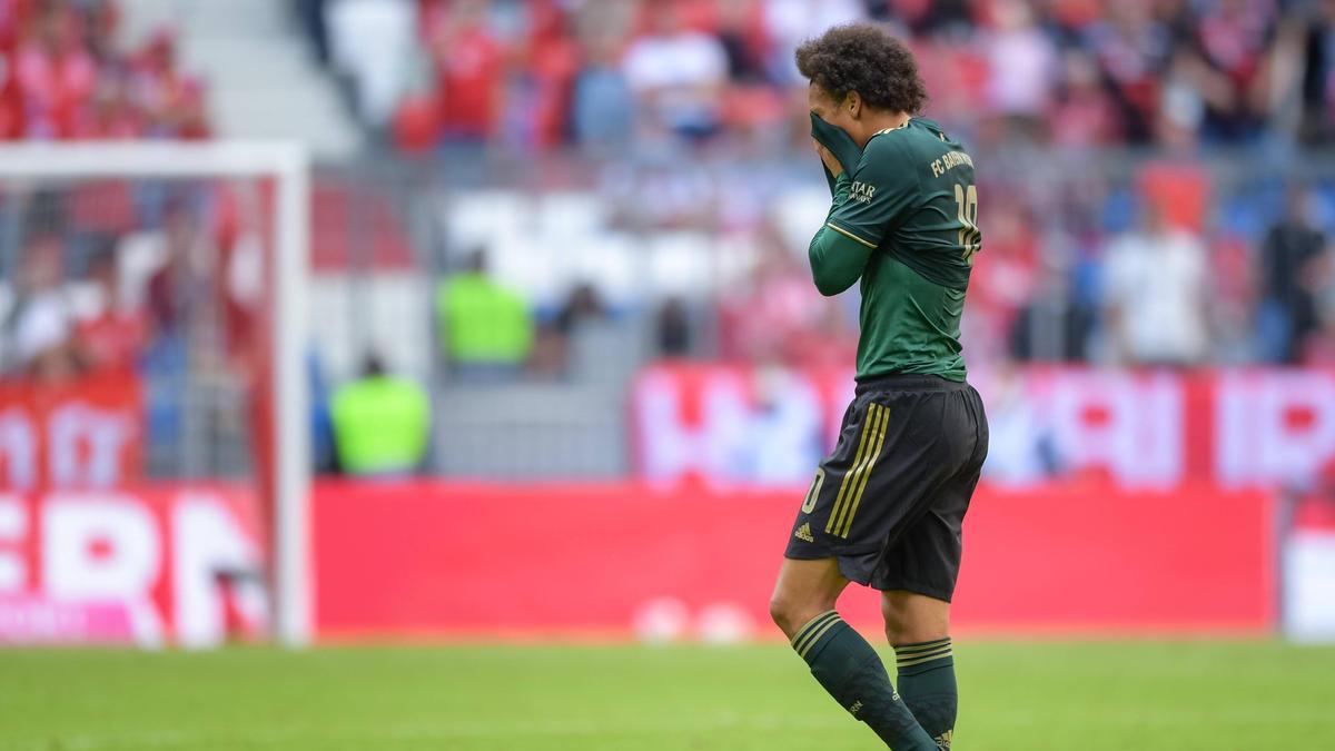 Leroy Sané vom FC Bayern überzeugte gegen den VfL Bochum