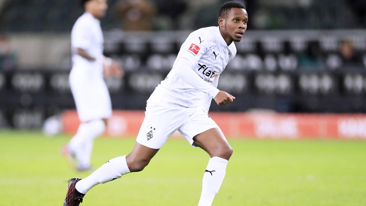 Ibrahima Traoré trainiert bei Dynamo Dresden mit