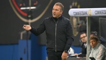 Hansi Flick und die deutsche Fußball-Nationalmannschaft setzten sich gegen Rumänien durch